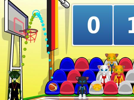 Basketbol Turnuvası Oyunu Online ücretsiz Oyna Kraloyun