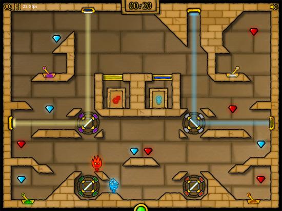 Feuer Und Wasser Kostenlos Online Spielen SpielAffe - Spiel affe de minecraft