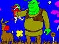 Shrek Coloring Book