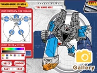 Transformers Creator Game Play Online For Free Kibagames
