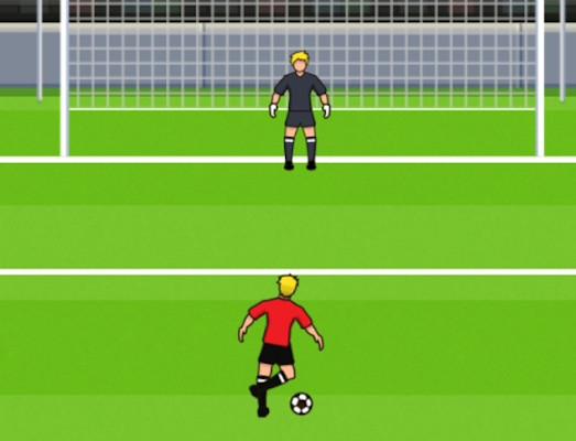 Fußball Elfmeter Spiele