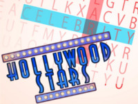 Words Search Hollywood Stars