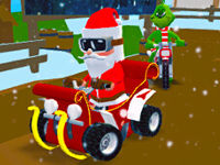 Santa's Endless Rush 2