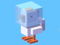 Crossy Road: Space