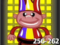 Monkey Happy Stages 256-262