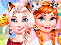 Disney Animal Dress-up Party