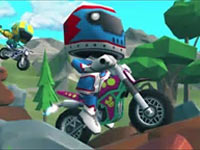 Moto Trial Racing 2 Two Player