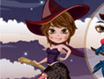 Cute Witch DressUp