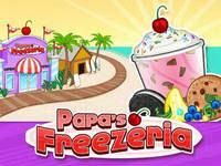 Papas Freezeria Spielen