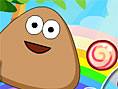 Pou Like Candy