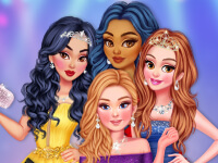 Princesses Prom Night Celebration