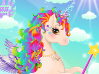 Unicorn Dress Up