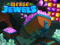 Merge Jewels Blocks