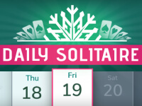 Daily Solitaire Klondike