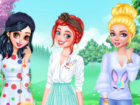 Princesses: Easter Squad