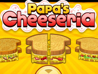 Papa's Spiele: Imbiss Spiele - Kostenlos online spielen!