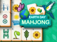 Earth Day Mahjong