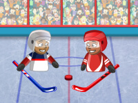 Eishockey Battle