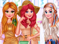 Princesses: Back To 70's