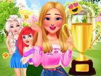 Princesses Garden Contest