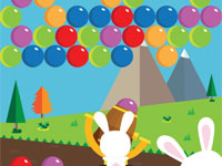 Bunny Bubble Shooter
