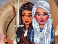 Warrior Princesses