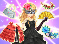 Anime Prinzessinnen Dress Up