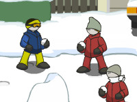 Snow Blitz Battle