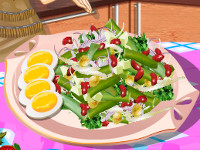 Sara's Green Bean Salad