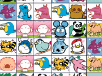 Animal Mahjong HTML5