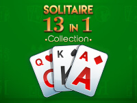 Solitaire: 13 in 1