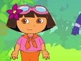 Mini Dora Dress Up