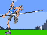 Javelin Throw 2