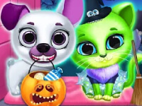Halloween Pet Salon