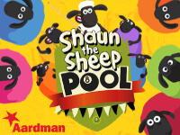Shaun The Sheep Pool