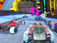 Cyber Cars: Punk Racing