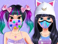 Kawaii Masken Makeover
