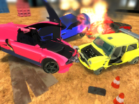 Car Crash 3D: Simulator Royale