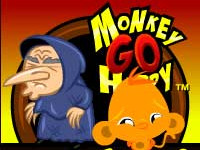 Monkey Go Happy Witchcraft