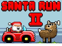 Adventsspiel: Santa Run 2