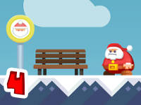 Adventsspiel: Santa Run 4