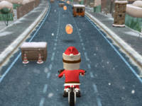 Santa's Endless Rush