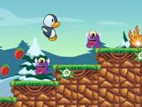 Super Pinguin Run