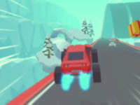 3D Monster Truck: Winter