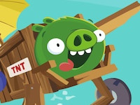 Bad Piggies Online HD 2018
