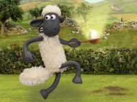 Shaun The Sheep: Chick 'n' Spoon