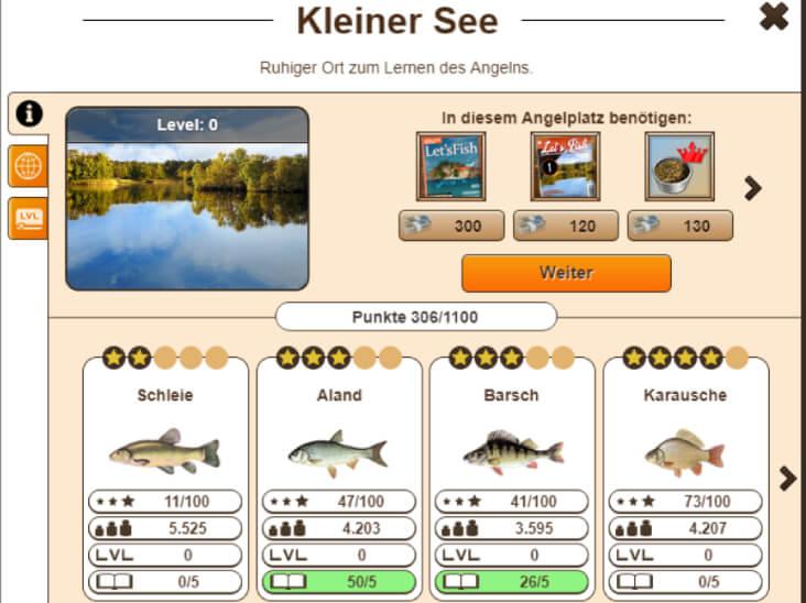 LetS Fish Jetztspielen