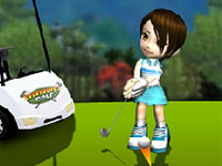 Everybody's Golf Mini Game